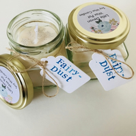 Jam Jar Candle - Fairydust