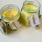 Duo of Candles - Banana & Pineapple