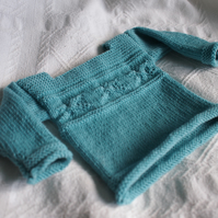 Starfish baby jumper