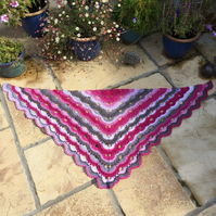 Multi-colour Shawl