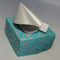Origami Fortune Cookie in a Origami Box with a custom Be My Message, Bridesmaid,
