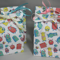 10 Origami children's party gift bags