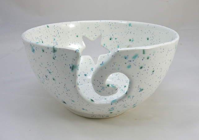 Yarn Bowl Large Knitting Bowl Crochet Bowl