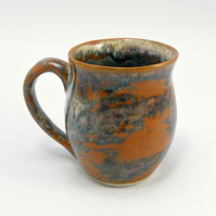 21 oz beer mug tea mug made of Stoneware and food safe and lead free glaze