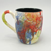 coffee mug handmade Tea mug coffee mug free style glazing