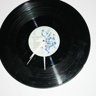 Culture Club Vinyl Record Clock
