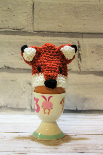 Fox egg cover