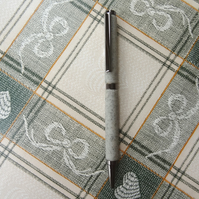Pen - Slimline twist faux granite (P008)