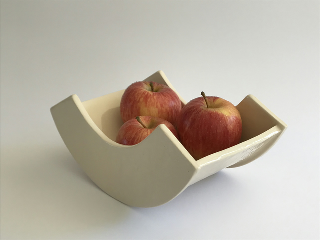 Ceramic Rocking Dish