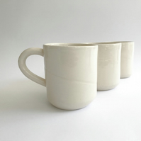Small Hand-thrown Coffee Cup