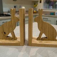 Hare Design Bookends