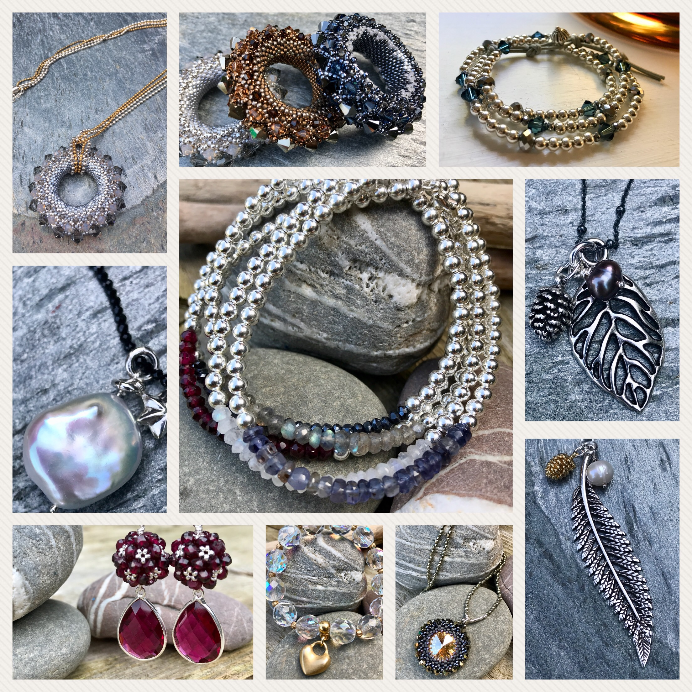 Bead and Stone Jewellery
