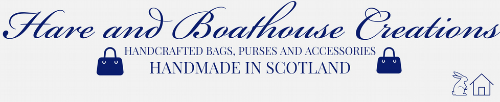 Hare and Boathouse Creations. Handmade in Scotland.