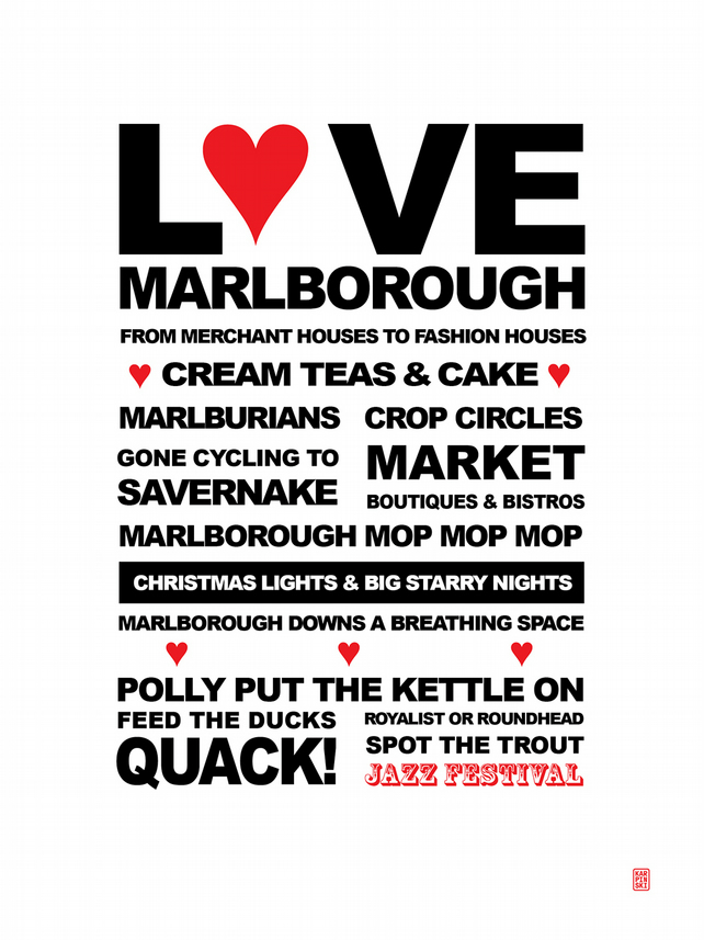 Love Marlborough