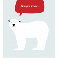If Polar Bears could talk