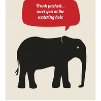 If Elephants could talk