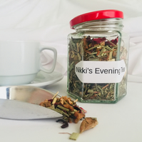 Personalised Tea gift