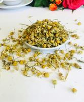 calming chamomile, relaxation tea