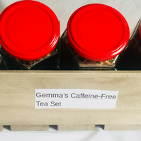 Personalised Organic Caffeine-Free Tea