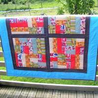Nursery quilt,  Cot blanket, Play mats,