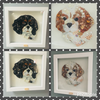 Personalised pet portraits
