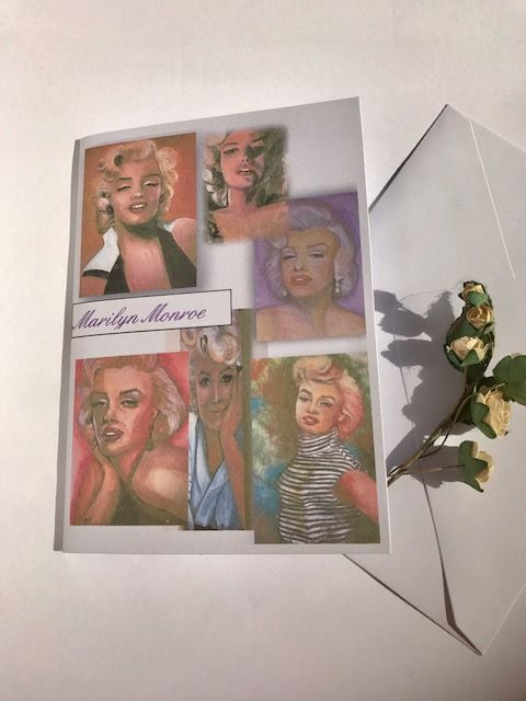 Montage Marilyn Monroe Colour