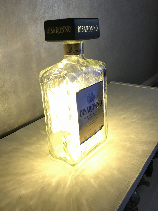 Disaronno 50 Micro LED lamp FREE UK P&P