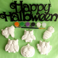 Paint Your Own Halloween Ornament, Halloween Craft Kit.