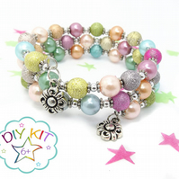 Wrap Around bracelet kit - Morning Dew