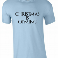 Christmas Is Coming Kids Tee T-Shirt