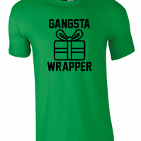 Ganster Wrapper Kids Tee T-Shirt