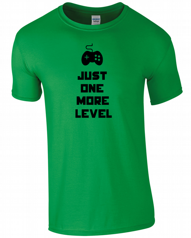 Just One More Level Kids Tee T-Shirt