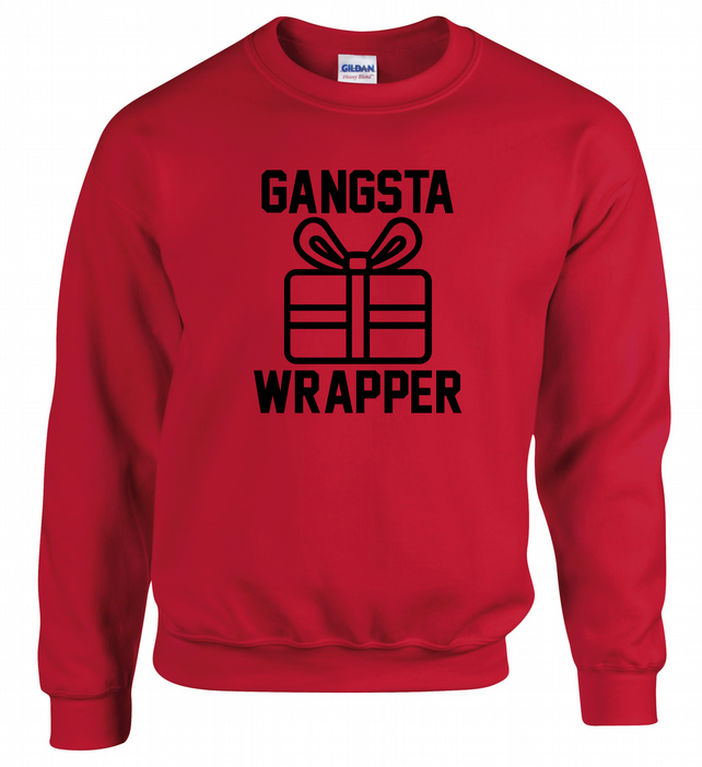 Gangster Wrapper Sweater