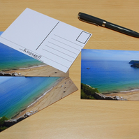 Sun, Sea and Sand Postcards set of 4