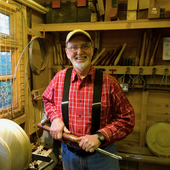 Bob Mercer Woodturner and Pen Maker