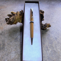 109  Ballpoint Pen made from American White Oak