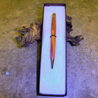115 Ballpoint Pen made from Tulipwood