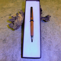 114 Ballpoint Pen made from Bubinga