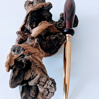 501 Deluxe Letter Opener made from Rosewood