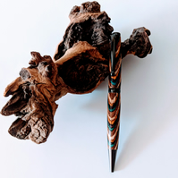 Ballpoint Pen made from Southwest Colour Grain Wood 120