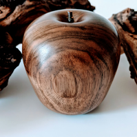 Wooden Apple made from Walnut 886