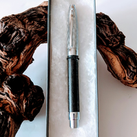310 Rollerball Pen made from Wenge