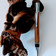 217 Executive Ballpoint Pen made from Oak