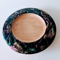 922 Maple Iridescent Platter
