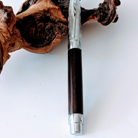 305 Rollerball Pen made from Rosewood