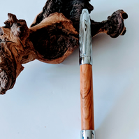 307 Rollerball Pen made from Olivewood