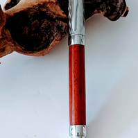 308 Rollerball Pen made from Padauk