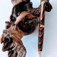 132 Ballpoint Pen made from Oasis  Colour Grain Wood
