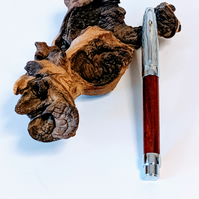 411 Fountain pen made from Padauk