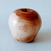 970 Wooden Apple made from English Yew
